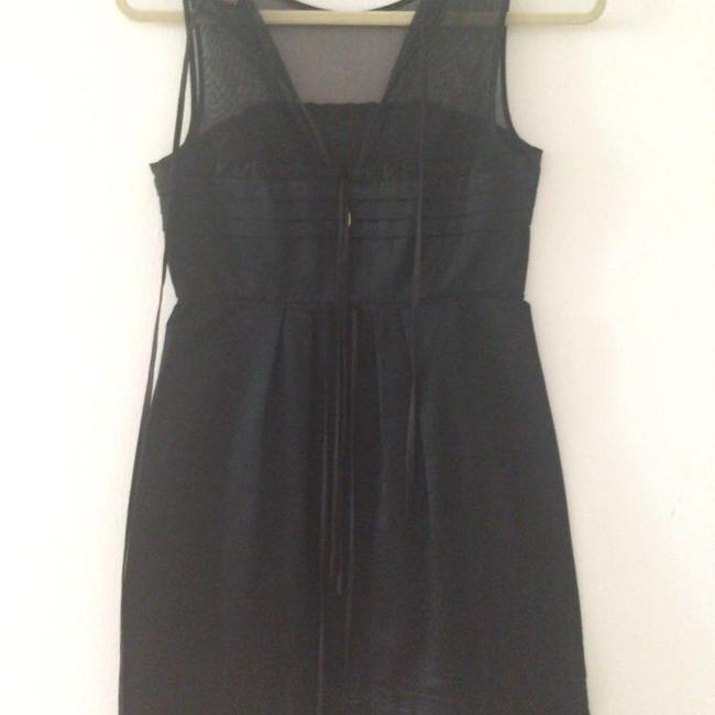 Juicy Couture Black Above Knee Cocktail Dress Size 0 (XS) Juicy Couture Black Above Knee Cocktail Dress Size 0 (XS) Image 6