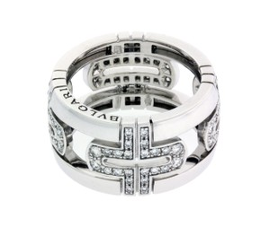 BVLGARI 18k Diamond White Gold An853962