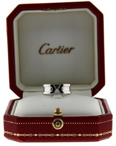 Cartier 18k,white Gold,ct8520