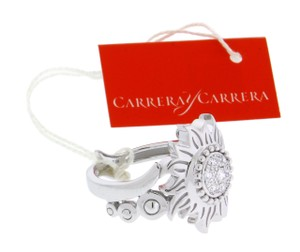 Carrera y Carrera 18k,diamond,white Gold,da12057020101