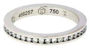 Carrera y Carrera Carrera y Carrera Diamond eternity band in 18k white gold.
