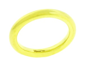 Chopard Chopard,Thin,Round,Ring,In,18k,Yellow,Gold,