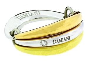 Damiani's 18k,3 Tone Gold,diamond,343