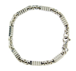 BVLGARI Enigma By Bulgari ladies / kids bracelet in 925 sterling silver 7.5""