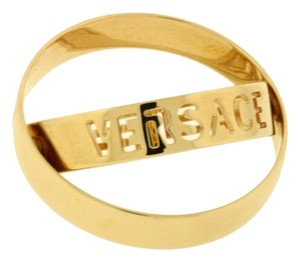 Versace 18k,yellow Gold,417