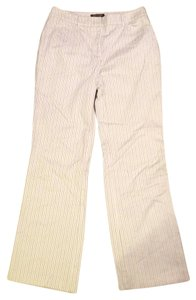 New York & Company Pinstripe Cotton Pants