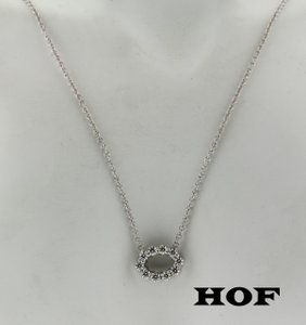 Hearts on Fire Hearts on Fire .24 carat necklace in 18K white gold