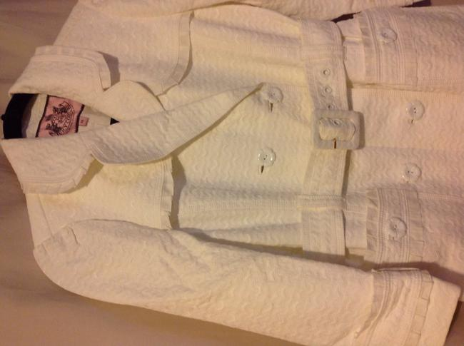Juicy Couture Off white Jacket Image 1