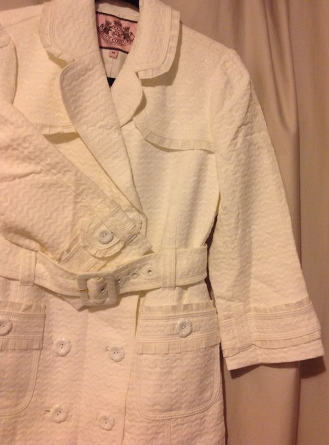 Juicy Couture Off white Jacket Image 2