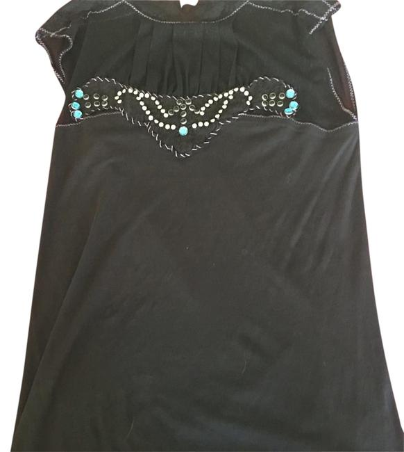 Versace for H&M Lace And Rhinestone Blouse Top Black - 55% Off Retail outlet
