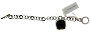 Franco Pianegonda Pianegonda BAVE0835 large smokey quartz bracelet in sterling silver