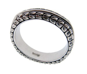 Scott Kay Scott Kay Men's Wedding Band In Platinum Size 10.25