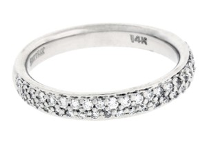 Scott Kay 1606r310 Pave Diamond Wedding Band In 14k Gold White Gold