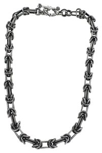 Stephen Dweck Stephen Dweck heavy chain in sterling silver 17 inches long.