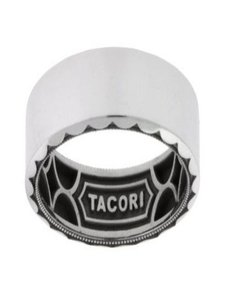 Tacori 1056s Sculpted Crescent Wedding Band In 18k Size 1025