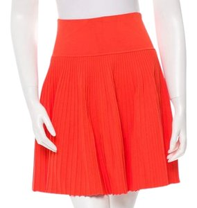Opening Ceremony Mini Skirt Orange
