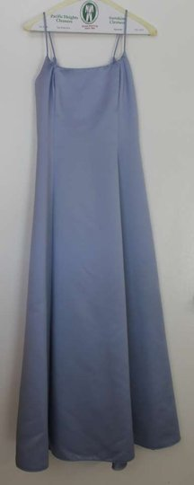 Jessica McClintock Baby Blue Long Gown Dress
