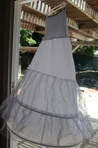 A-lined Petticoat