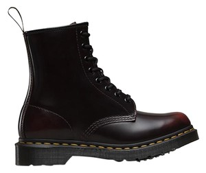 Dr. Martens Uk CHERRY RED ARCADIA Boots