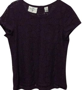 H&M T Shirt Purple