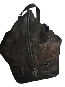 Jimmy Choo Leather One Of A Kind Backpack
