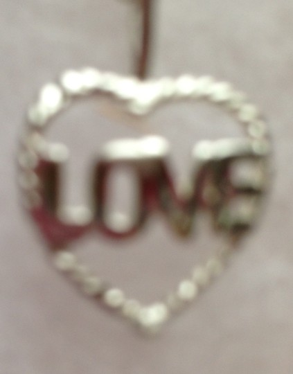Other Sterling Silver Pendant