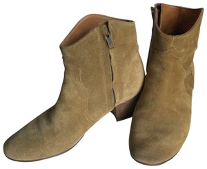 Isabel Marant Suede Brown Boots