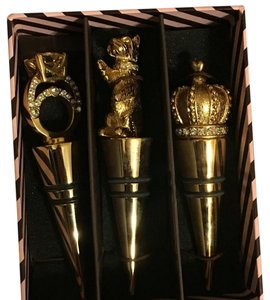 Juicy Couture Wine Stoppers