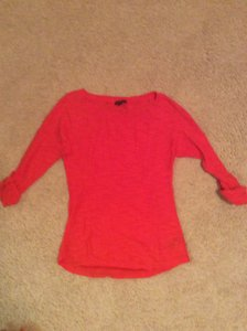 Express T Shirt Orange/coral