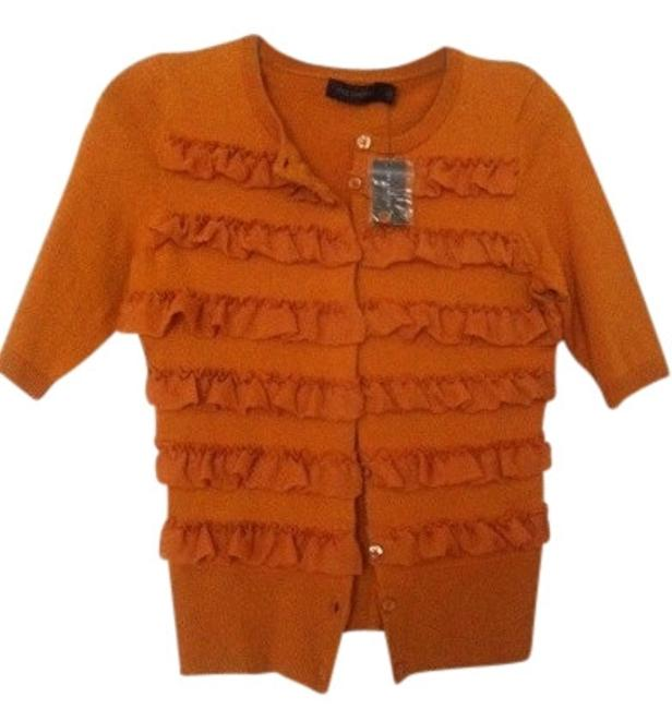 Preload https://img-static.tradesy.com/item/17857/the-limited-orange-cardigan-size-4-s-0-0-650-650.jpg