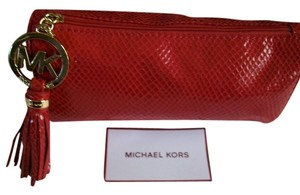 Michael Kors New Michael Kors Limited Edition Cosmetic Case Designed For Estee Lauder Holiday 2012
