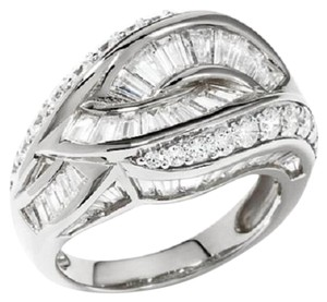 Victoria Wieck Victoria Wieck 3.18ct Absolute Interlocking Twist Band Ring - Size 5