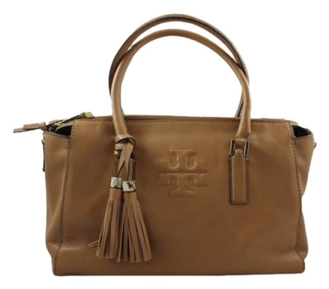 Item - Thea Brown Leather Satchel
