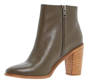 Dune London Olive Boots