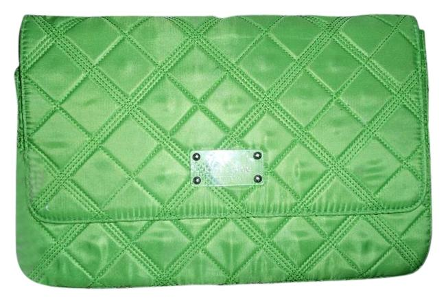 Item - Green Neoprene Laptop Bag