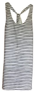 J.Crew short dress Black/White on Tradesy