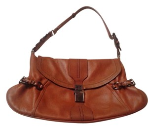 Adrienne Vittadini Vintage Leather Shoulder Bag