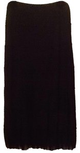Max Studio Skirt black