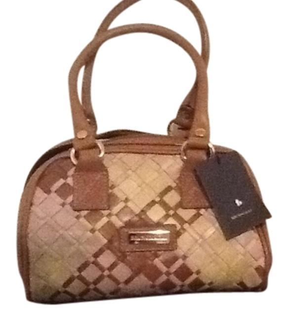 Item - Small Never Used Tags Brown/Tan Leather Baguette