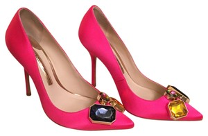 Sophia Webster Hot pink Pumps