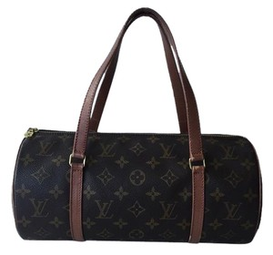 Louis Vuitton Papillon Lv Tote in Monogram