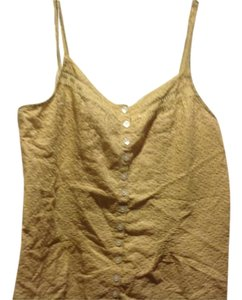 Banana Republic Cami Top Yellowish