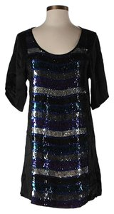 French Connection Embellished Shift Dress