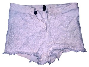 Divided by H&M Mini/Short Shorts White