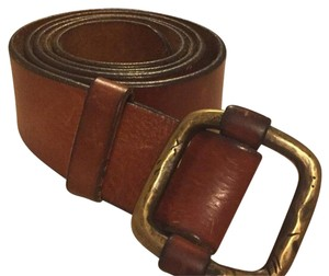 DSquared Men's Dsquared Cowhide Leather Belt