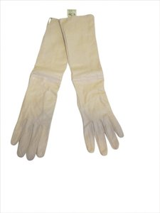 Arden B Long Leather Gloves