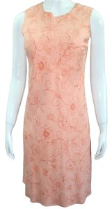 Tommy Bahama Sleeveless Silk Floral Print Dress