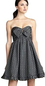 Nanette Lepore short dress Polka Dot Fit & Flare on Tradesy