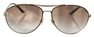 Gucci gold frame