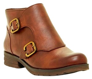 Naturalizer Rust Boots